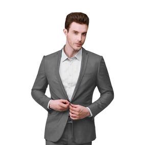 Terno Masculino Slim Microfibra Para Noivos + Frete Grátis