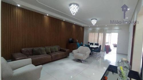 Sobrado Com 4 Dormitórios À Venda, 278 M² Por R$ 1.280.000,00 - Condomínio Ibiti Royal Park - Sorocaba/sp - So0496