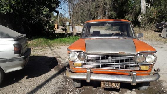 Vendo Fiat 1500 A Reparar Para Coleccionista