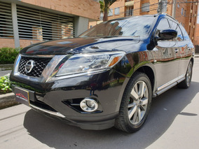Nissan Pathfinder Exclusive 3.500cc 4x4 A/t Sun Roof 2014