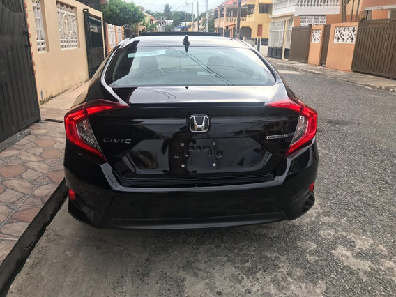 Honda Civic Full Ext Turbo
