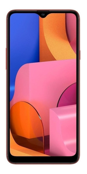 Samsung Galaxy A20s Dual SIM 32 GB Vermelho 3 GB RAM