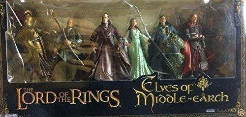 Figuras De Acción Y Juguete 035112816553 Lord Of The Rings