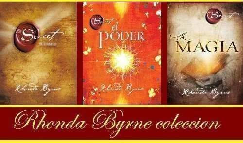 Combo Rhonda Byrne - El Secreto + La Magia + El Poder