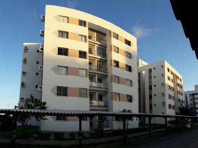 Apartamento Com 3 Quartos Mobiliado Na Aruana