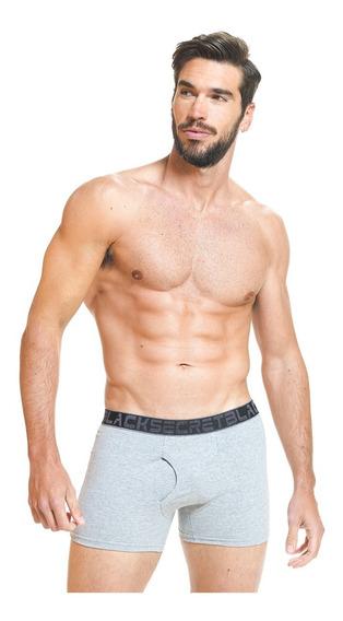 Paquete De 6 Boxers Para Hombre Black Secret Estilo 2620