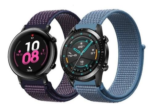 Correa Pulso Huawei Watch Gt2 / Gt Banda Pulsera Nylon