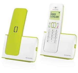 Teléfono Inalámbrico Alcatel Duo G280 Verde