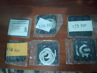 Kit De Empacaduras Para Compresor Tecumseh 1/6 - 1/4 - 1/3