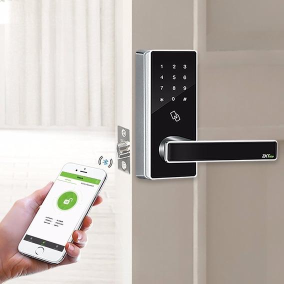 Cerradura Electrónica Smart Inteligente Zkteco Seguridad Bt