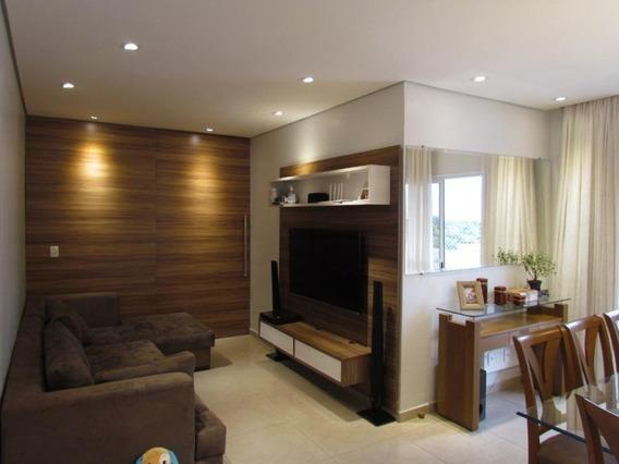 Apartamento Residencial À Venda, Residencial Espanha, Paulínia. - Ap0212 - 33596583