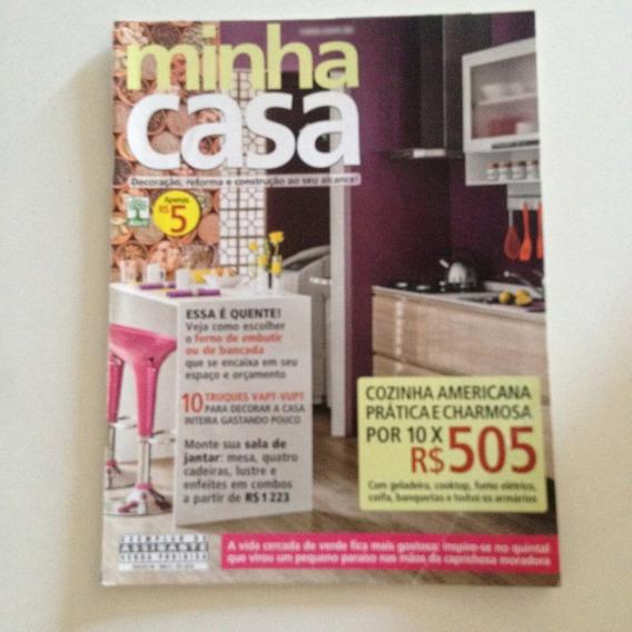 Revista Minha Casa N46 Fev2014 Cozinha Americana / Salas C2