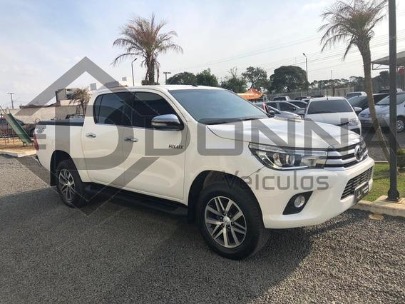 Toyota Hilux - 2016 / 2016 2.8 Srx 4x4 Cd 16v Diesel 4p Auto