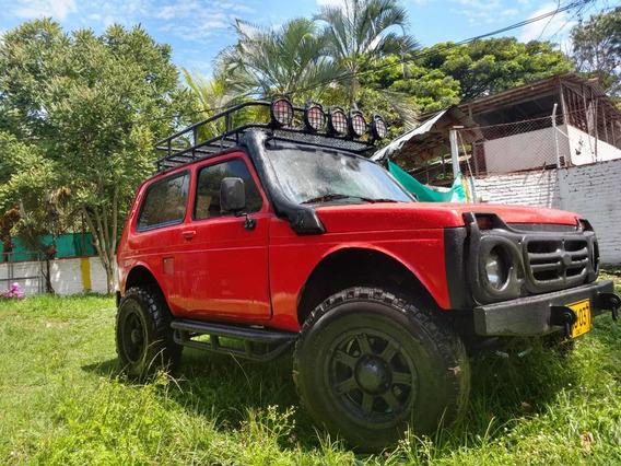 Lada 2121 Campero Lada 2121