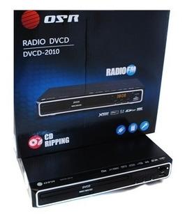 Reproductor Dvd Cd Nuevo Sd Usb Mp3 Mpeg Jpg Divx 5.1 Gtía