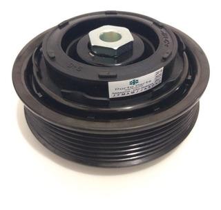 Conjunto Embreagem Polia Compressor Vw Amarok Denso 1350