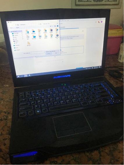 Notebook Alienware M14x R1