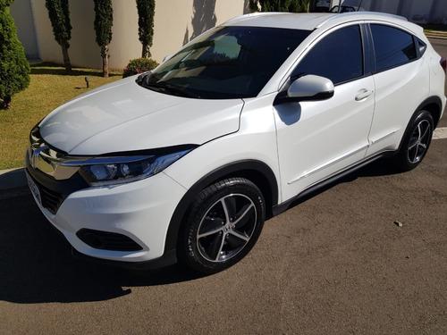 Honda Hrv Ex 1.8 Branco Perolizado