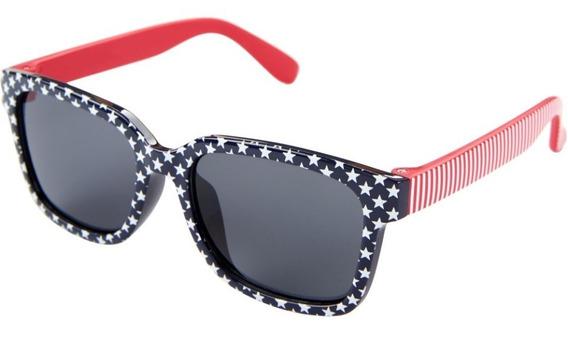 Óculos Oshkosh Infantil Menino Proteção Uva/uvb Star
