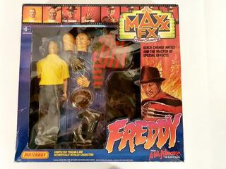 Freddy Krueger Maxx Fx Nightmare Elm Street Matchbox Envio G