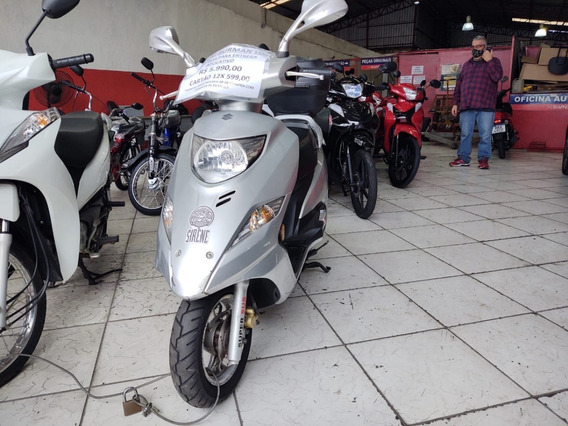 Suzuki Burgman I 2012 Toda Revisada