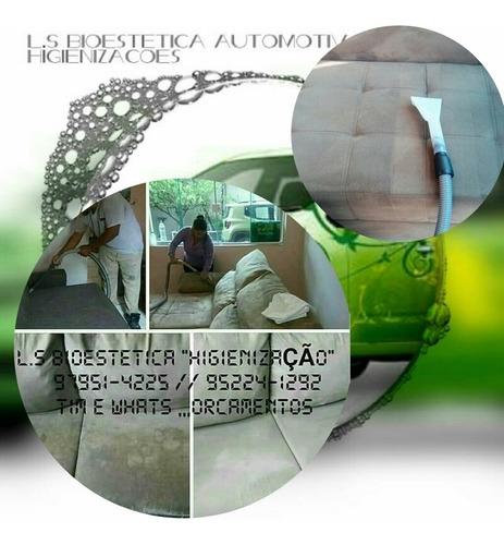 Higienização De Sofás, Carros, Colchões 1197952-4225 Orçar*