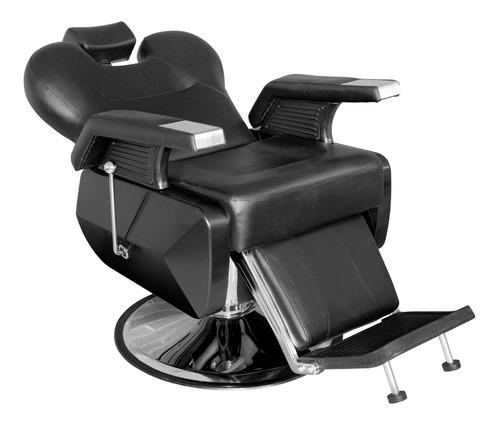 Imagen 1 de 10 de Sillon Silla Barbero Barberia Peluqueria Estetica Neumatico