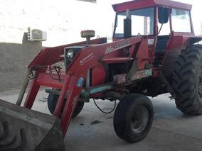 Tractores Massey Ferguson Usado 1185 Con Pala