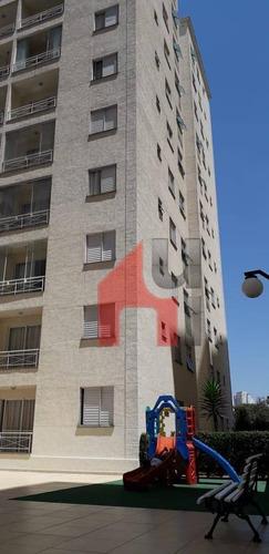Apartamento Com 2 Dormitórios Para Alugar, 50 M² Por R$ 1.250/mês - Sacomã - São Paulo/sp - Ap0690