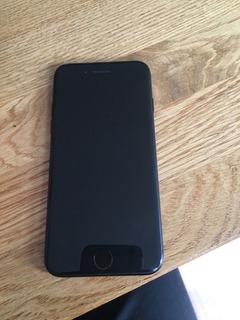 Apple iPhone 7 32gb Negro Mate (desbloqueado).