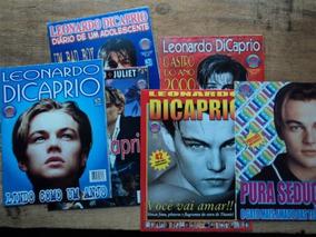 Kit C/43 Peças-revistas E Posters-p/colec/leonardo Di Caprio