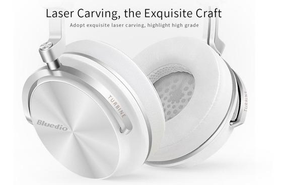 Headphone Bluedio T4s Bluetooth Estéreo Microfone 16hs