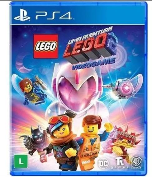 Uma Aventura Lego 2 Videogame Ps4