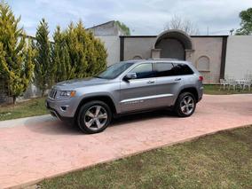 Jeep Grand Cherokee 3.6 Limited 4x2 Mt 2016
