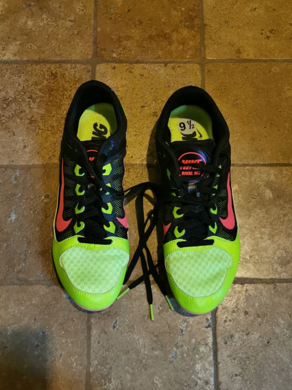 Tenis Spikes Nike Running Rival Md