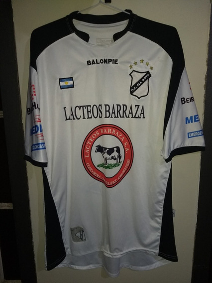 Camiseta All Boys 2008/2009 #10 De Utilería Balonpie