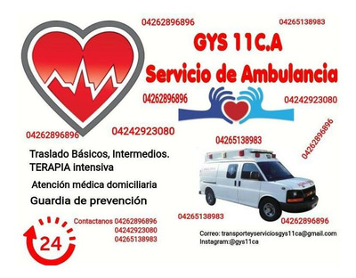 Servicio De Ambulancias