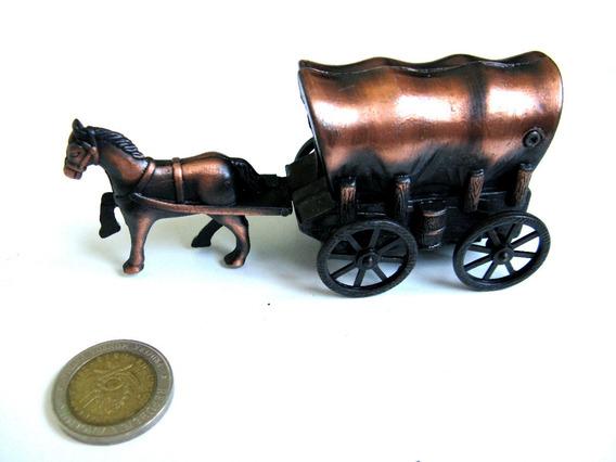 Sacapuntas Carreta Antigua Cuentos 072 Juguete Deco Metal