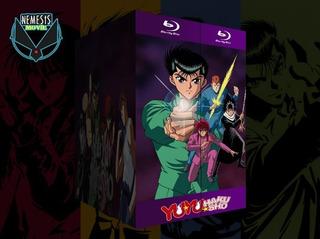 Yuyu Hakusho - Serie Completa - Bluray - Box