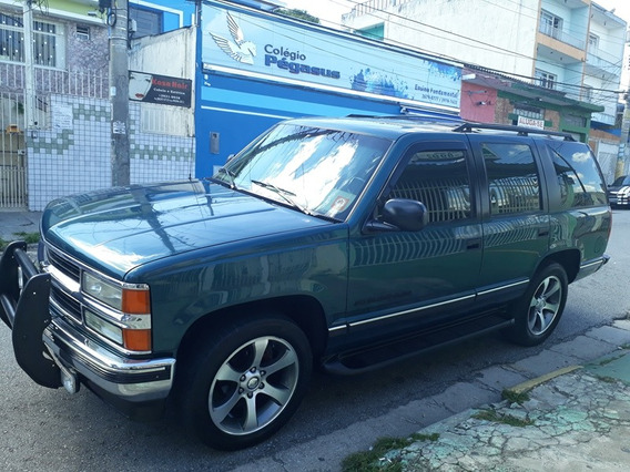Chevrolet Grand Blazer 4.1 Dlx 5p