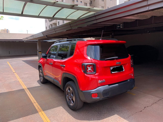 Jeep Renegade Diesel Sport Automatica 2016 4x4 Completo Cour