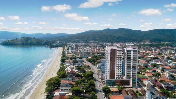 Apartamento Frente Mar Com 4 Suítes Porto Belo - 1114