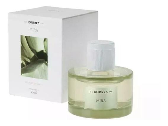 Perfume Mira Deo Parfum Korres Deo Parfum Feminino 75ml