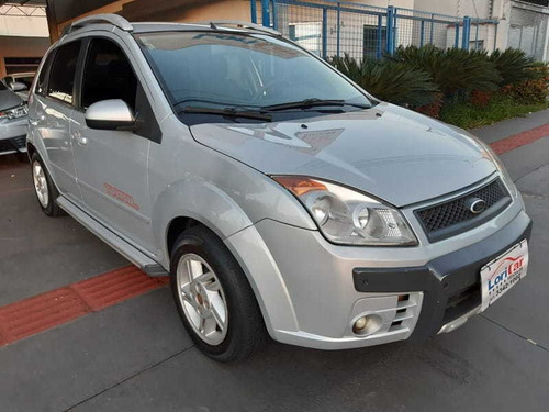 Ford Fiesta Hatch Trail(kinetic) 1.6 8v(flex) 4p
