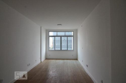 Apartamento Para Aluguel - Centro, 1 Quarto,  35 - 893303802