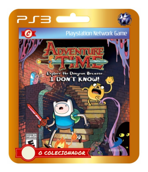 Adventure Time Explore The Dungeon Ps3