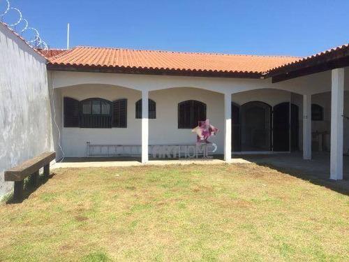 Imagem 1 de 9 de Casa Em Itanhaém - Ca0243