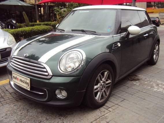 Mini Cooper 1.6 Pepper Aut. 3p Ano 2011