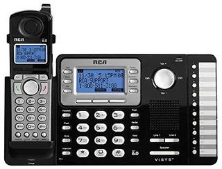 Rca Visys Rca-25212 Dect_6.0 1-auricular De 2 Líneas Teléfon