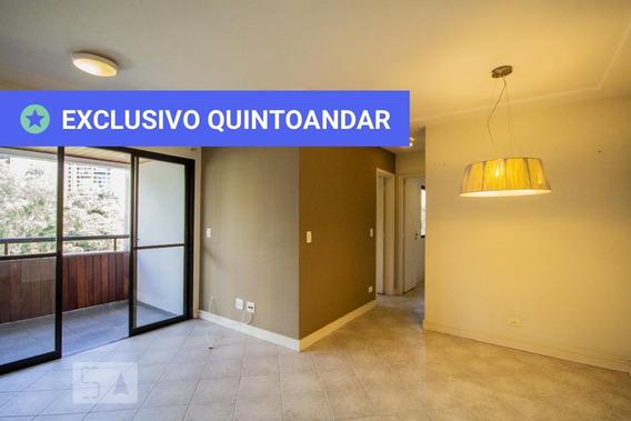 Apartamento Para Alugar Com 2 Suítes Mais Lavabo, 67m2. - Id: 892941537 - 241537
